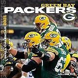 Green Bay Packers 2021 Calendar