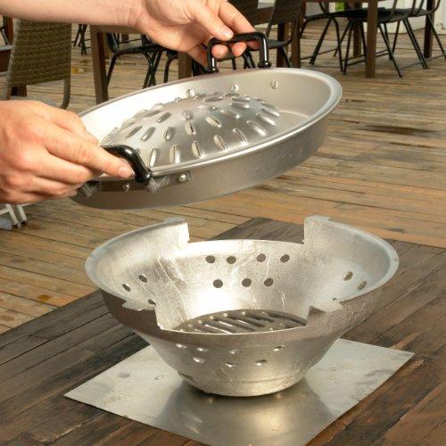 Thai Grill 35cm - thailändischer Tischgrill - THAI BBQ - Muh Ka Ta