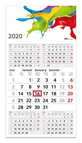 Geiger-Notes Commerce 5 - Calendario (5 meses)