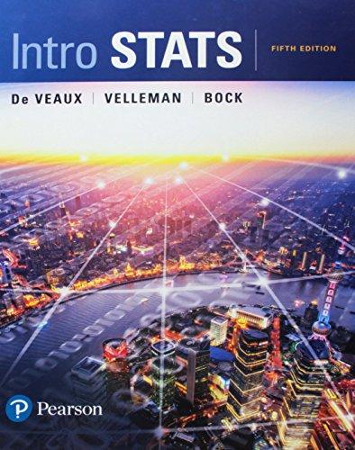 Intro Stats (5th Edition)
