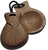 Stagg 14913 Holz-Kastagnetten (Höhe: 27,3 cm, Länge: 38,6 cm)
