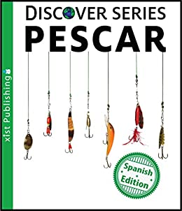 Book's Cover of Pescar (Xist Kids Spanish Books) (English Edition) Versión Kindle