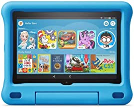 "New Fire HD 8 Kids Edition Tablet 32GB Blue 8"" HD Display 10th Gen Freetime"