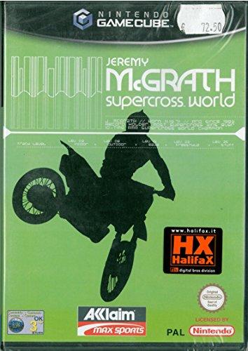 Jeremy McGrath Supercross World [Nintendo GameCube]