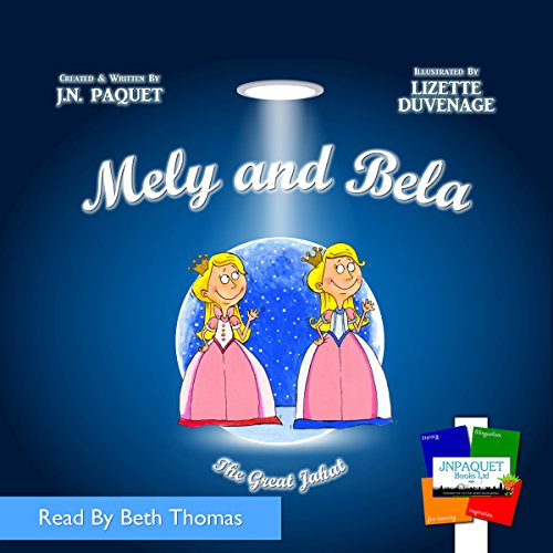 Mely and Bela: The Great Jahat, Volume 1 audiobook cover art