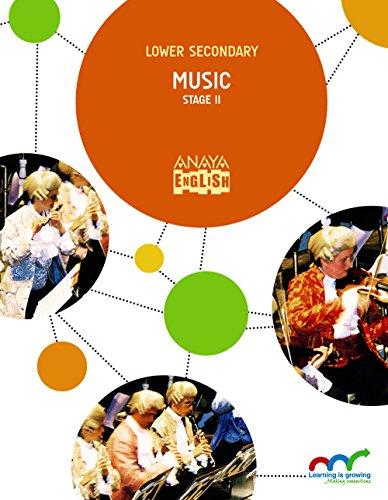 Music. Stage II. (Anaya English) - 9788467852561