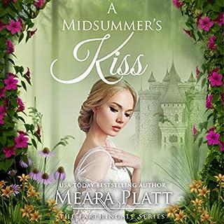 A Midsummer's Kiss  audiobook cover art