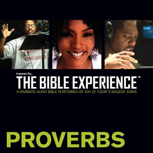 Inspired By … The Bible Experience Audio Bible - Today's New International Version, TNIV: (19) Proverbs audiobook cover art
