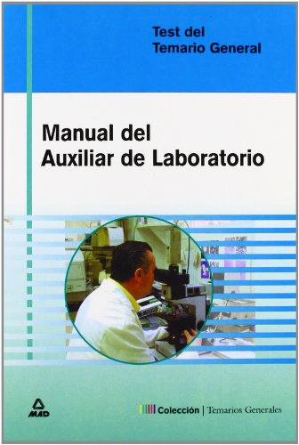 Manual Del Auxiliar De Laboratorio. Test