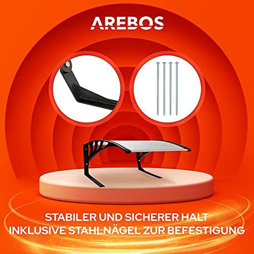 Arebos Mähroboter Garage - 5