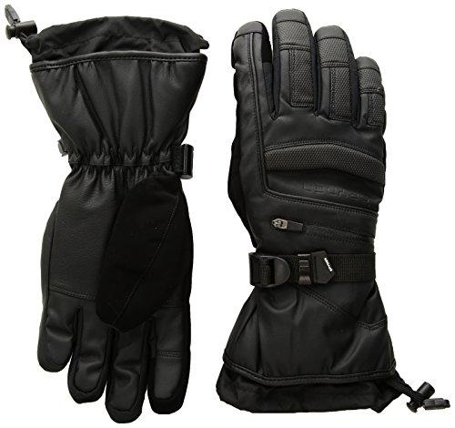 Spyder Herren Ski Alpine Handschuh der, Herren, schwarz/schwarz