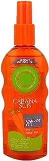 Cabana Sun Original Carrot Oil Accelerates Tanning 200ml