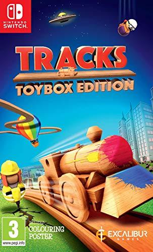 Tracks - The Toybox Edition (Nintendo Switch)