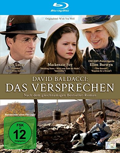 David Baldacci: Das Versprechen (Wish You Well) / Berührende Verfilmung des gleichnamigen Bestseller-Romans von David Baldacci (Blu-ray Disc)