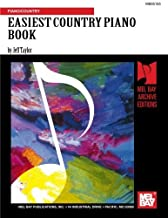 EASIEST COUNTRY PIANO BOOK by Mr. Jeff Taylor (1994-02-28)