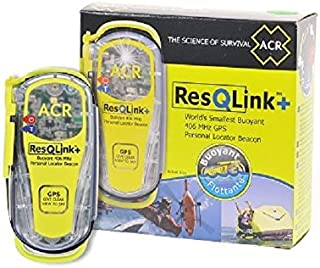 ACR PLB-375 ResQLink+ 406 Buoyant Personal Locator Beacon