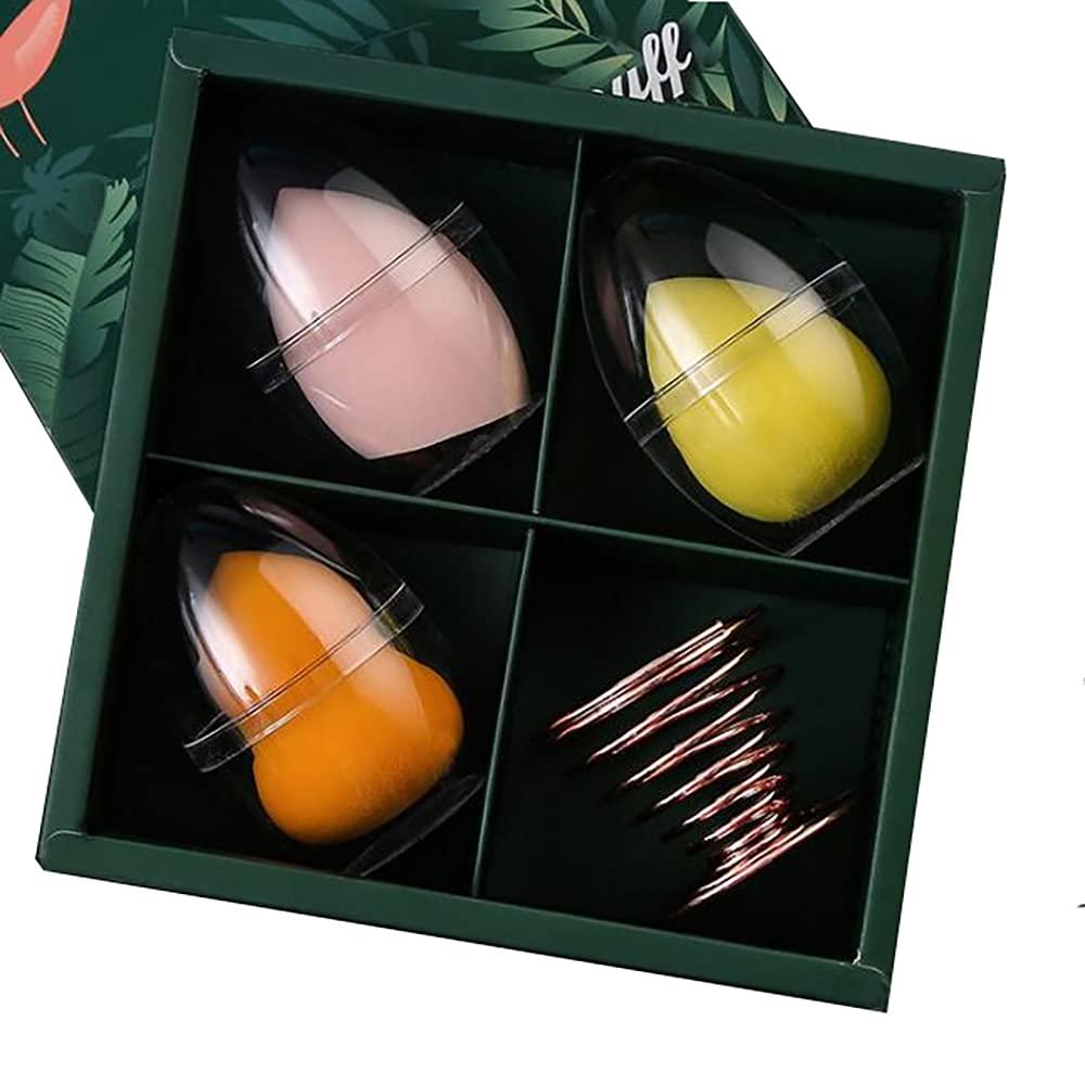 Save money Makina Fashionable Random color makeup foundation sponge liquid blend