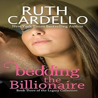 Bedding the Billionaire audiobook cover art