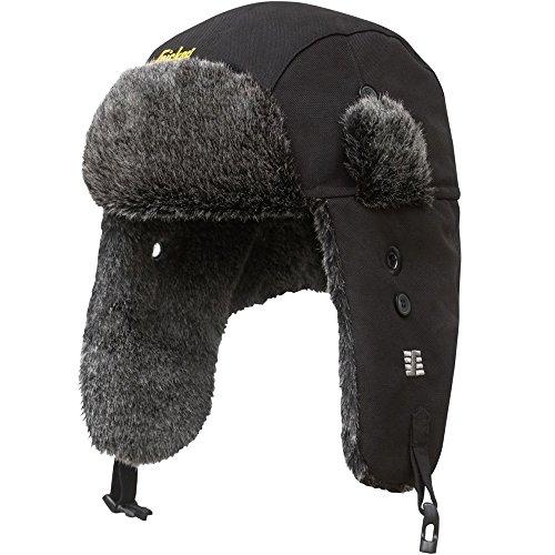 Snickers Workwear 90070400007 RuffWork Trapper muts met oorkleppen S/M zwart