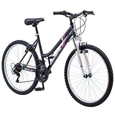 ROADMASTER R4047WMJ 26  Roadmaster Granite Peak Women's Bike, Black (Black)