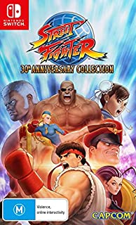 Street Fighter 30th Anniversary Collection Nintendo Switch (B07BC2Y7DP)   Amazon price tracker / tracking, Amazon price history charts, Amazon price watches, Amazon price drop alerts