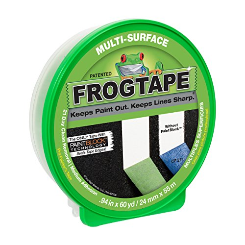 FROGTAPE 1358463 Multi-Surface Painter's Tape with...