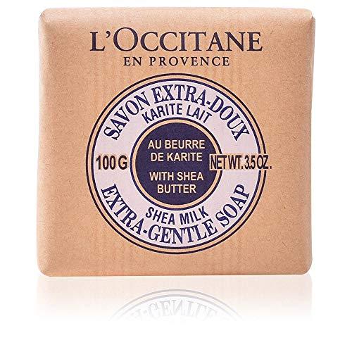 L'Occitane Shea Butter Extra Gentle Soap Shea Milk