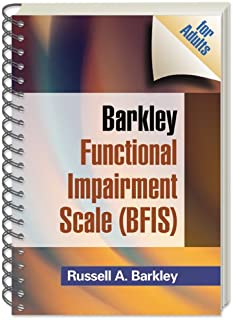 Barkley Functional Impairment Scale (BFIS for Adults)