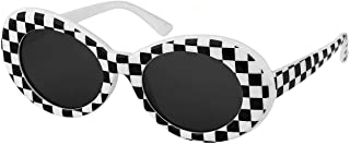 red checkered clout goggles