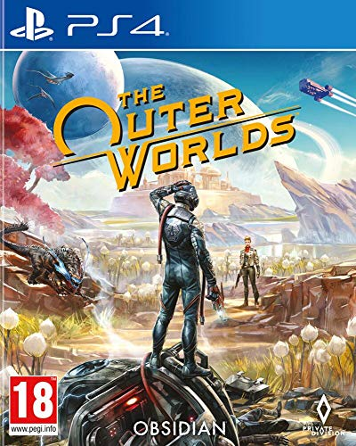 The Outer Worlds [PlayStation 4]