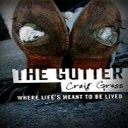 The Gutter audiobook cover art