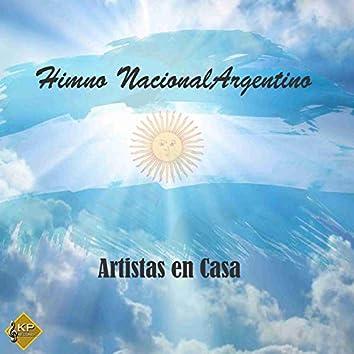Himno Nacional Argentino: Artistas en Casa