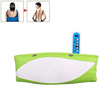 DHINGM Lazy Rouge Slimming Belt, Dithering Machine Fat Burning Exercise, 9 Kinds of Power Adjustment Function, Improve Blood Circulation, Promote Metabolism, Meet Your Different Needs