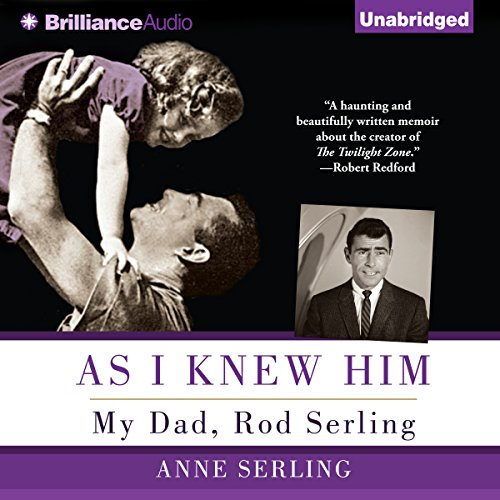 As I Knew Him audiobook cover art