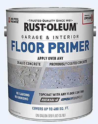 RUSTOLEUM Garage & Interior Floor Primer, One gallon