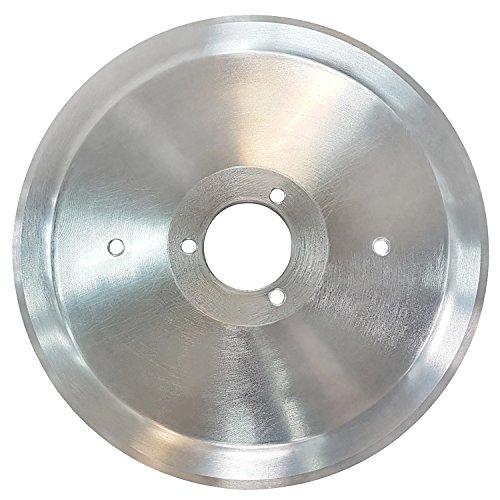 Vertes Lama di ricambio da 250 mm per affettatrici (Diametro lama da 250 mm, Alta qualità acciaio, Foro Centrale 40 mm)