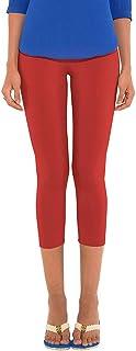 GO COLORS Women's Skinny Fit Leggings