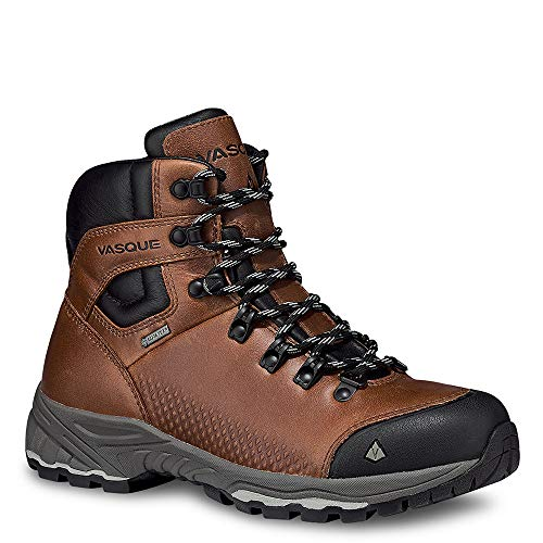 Vasque Womens St. Elias FG GTX Full-Grain Leather Gore-tex Waterproof Hiking Boot,...