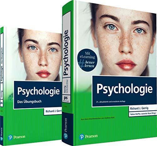 Value Pack Psychologie (Pearson Studium - Psychologie)