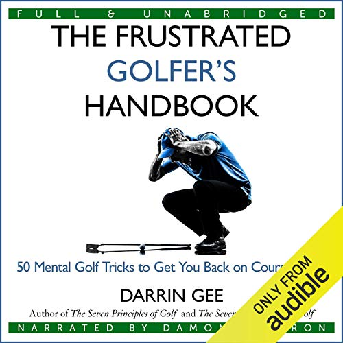 The Frustrated Golfer's Handbook audiobook cover art