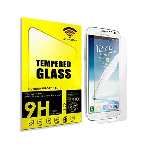 cogac Protector DE Pantalla Compatible para Samsung Galaxy Grand 2 G7105 /...