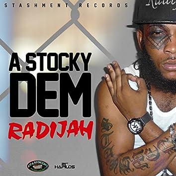A Stocky Dem