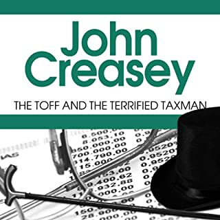 The Toff and the Terrified Taxman cover art