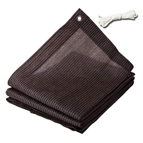 LOVEHOUGE Red de sombra, 90% – 95% tela de protección solar, tela resistente a los rayos UV, ideal para patio trasero, patio, perrera, 2 x 4 m