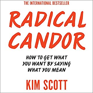 Radical Candor cover art