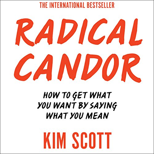 Couverture de Radical Candor