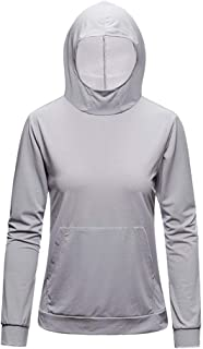 Breathable Sun Protection Tops Vent Design UPF 50 Women's Outdoor Performance Workout Shirt
