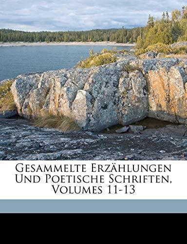 Brunner, S: Gesammelte Erzählungen und poetische Schriften.