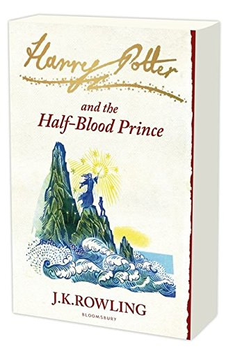 Harry Potter and the Half-Blood Prince (Signature Edition)