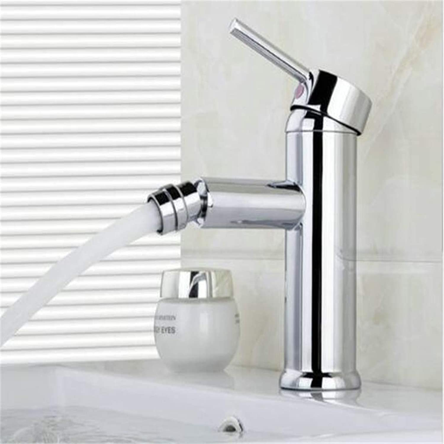 Basin taps Kitchen Faucet Hlluya Professional Sink Mixer Tap Kitchen Faucet The Copper wash Closet Cold Water taps Sink faucets Laundry bin Faucet